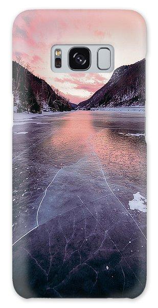 Cascade Ice Galaxy Case