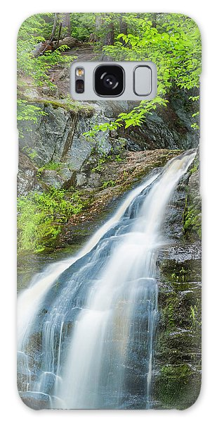 Cascade Waterfalls In South Maine Galaxy Case