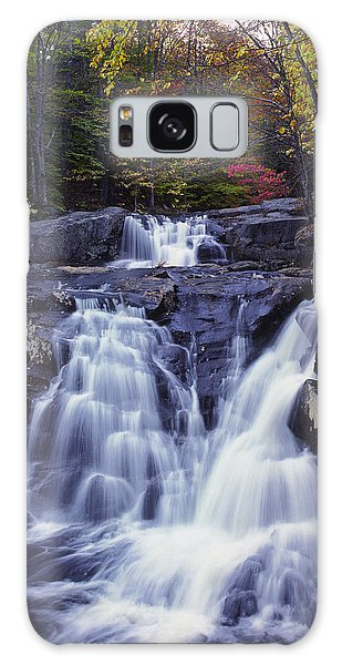 Cascades In Autumn Galaxy Case