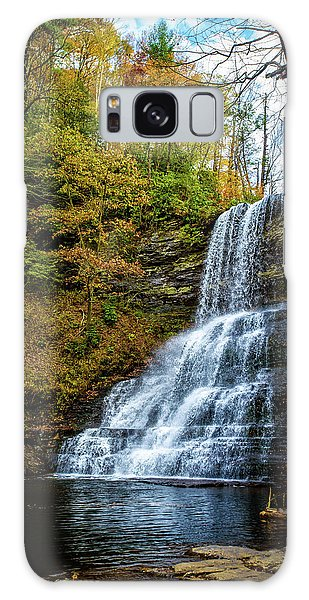 Cascades Lower Falls Galaxy Case