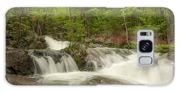 Cascades On The Brooks Falls Trail Galaxy Case