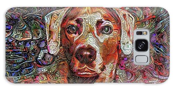 Cash The Lacy Dog Galaxy Case