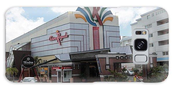 Casino Royale St. Maarten Galaxy Case