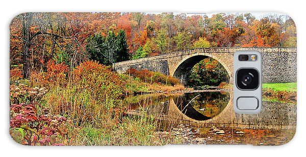 Casselman River Bridge Galaxy Case