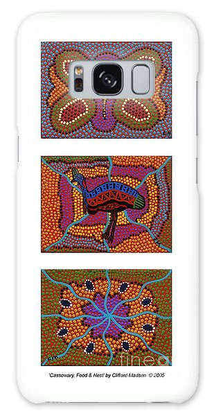 Cassowary - Food - Nest Galaxy Case