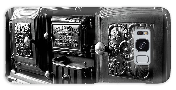 Cast Iron Character Galaxy Case by Greg Fortier