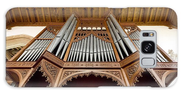 Castle Ashby Pipe Organ Galaxy Case