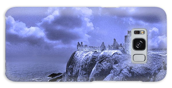 Castle Blue Galaxy Case