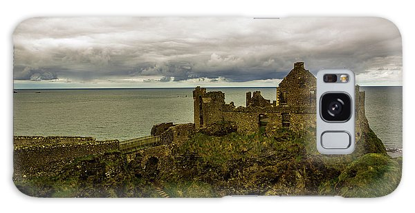 Castle By The Sea Galaxy Case