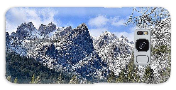 Castle Crags Galaxy Case