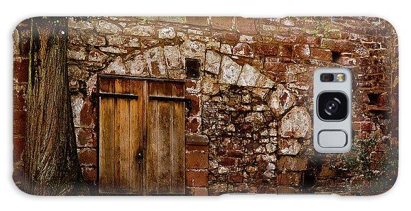 Castle Doors Galaxy Case by Jill Smith