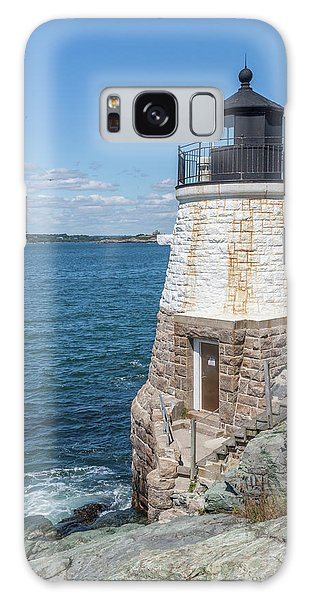 Castle Hill Lighthouse Newport Rhode Island Galaxy Case