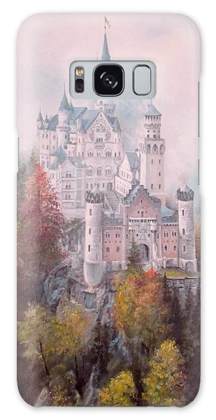 Castle In The Clouds Galaxy Case