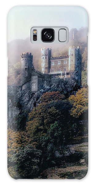 Castle In The Mist Galaxy Case