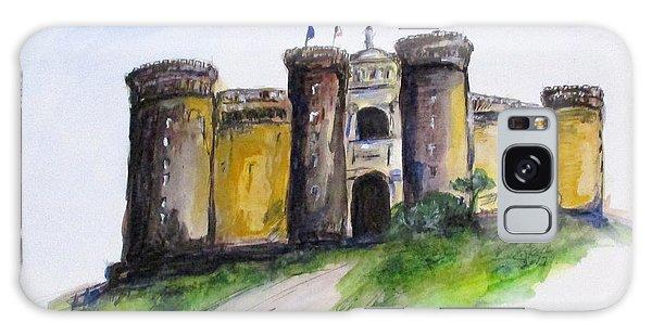 Castle Nuovo, Napoli Galaxy Case