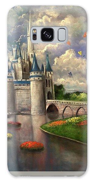 Castle Of Dreams Galaxy Case