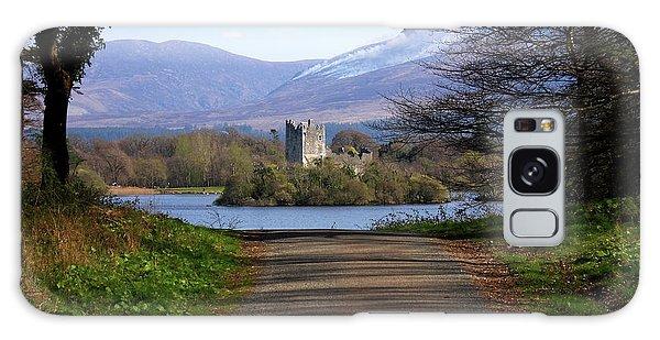Castle On The Lakes Galaxy Case by Aidan Moran