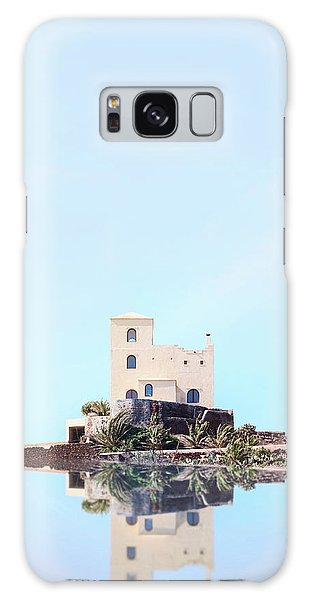 Fairy Pools Galaxy S8 Case - Castle Reflection by Joana Kruse
