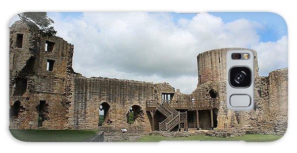 Castle Ruins Galaxy Case