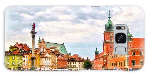 Castle Square, Warsaw Galaxy Case