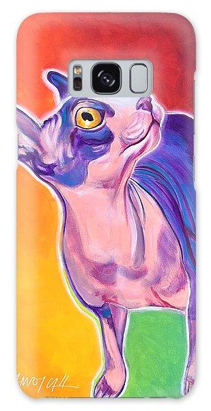 Cat - Bree Galaxy Case