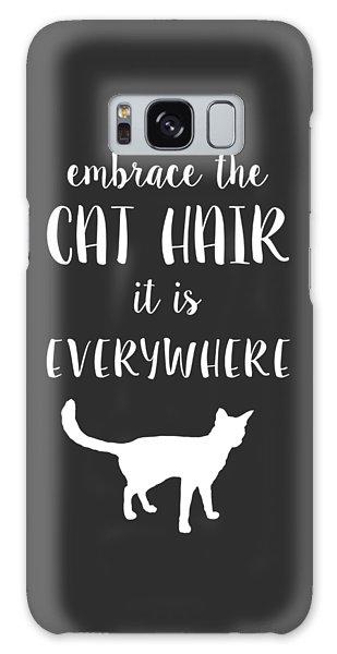 Cat Hair Galaxy Case
