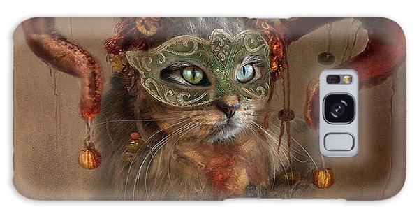 Cat In A Hat Galaxy Case