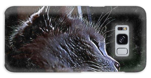 Cat Muse Galaxy Case by Aliceann Carlton