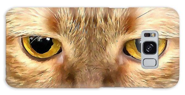 Cat Musya Galaxy Case