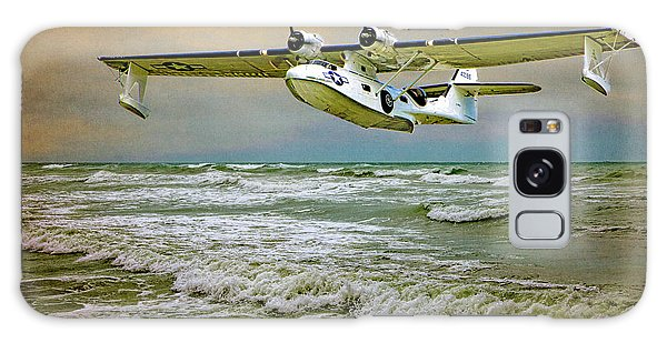Catalina Flying Boat Galaxy Case