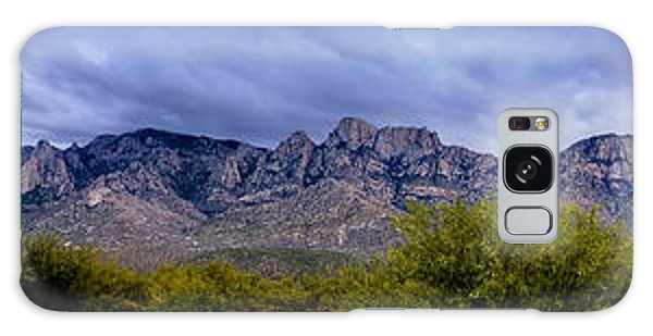 Catalina Mountains P1 Galaxy Case