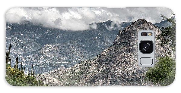 Catalina Mountains Galaxy Case