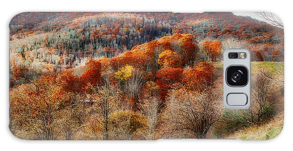 Cataloochee Fall Galaxy Case