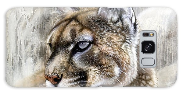 Lion Galaxy Case - Catamount by Sandi Baker