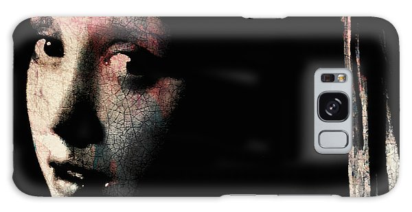 Vermeer Galaxy Case - Catch Your Dreams Before The Slip Away by Paul Lovering