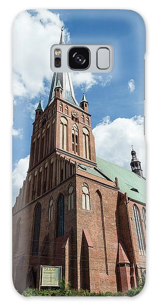 Cathedral Basilica Of St. James The Apostle, Szczecin A Galaxy Case