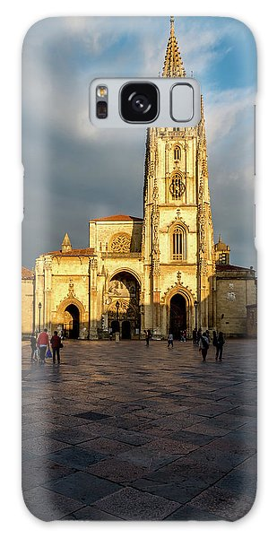 Galaxy Case - Cathedral Of Oviedo by Ric Schafer