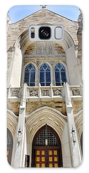Cathedral Of St John Front Galaxy Case
