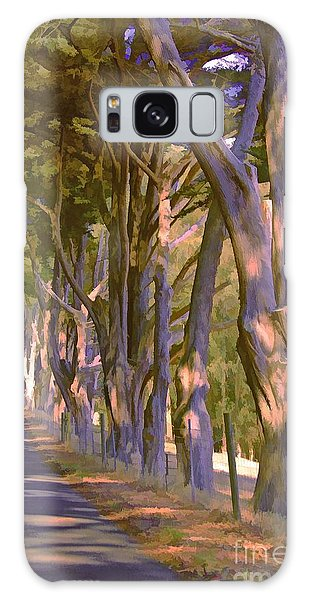 Cathedral Of Trees Galaxy Case