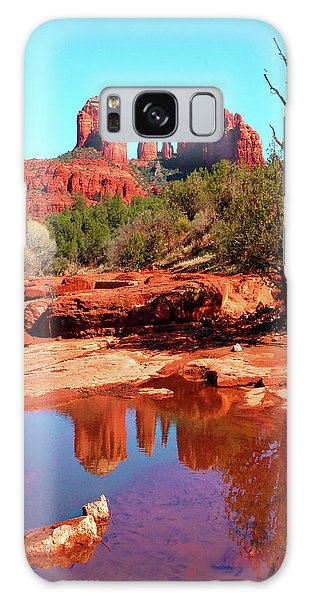 Cathedral Reflections Galaxy Case