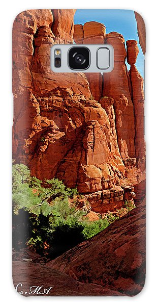 Cathedral Rock 06-124 Galaxy Case by Scott McAllister
