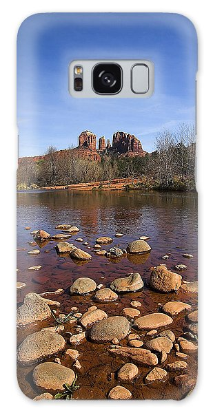 Cathedral Rock Galaxy Case by Dan Wells
