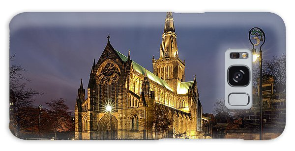Cathedral Twilight Galaxy Case