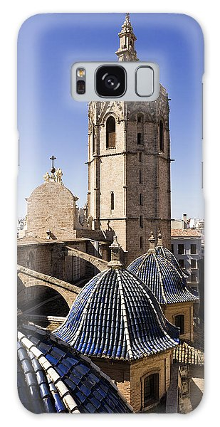 Cathedral Valencia Micalet Tower Galaxy Case