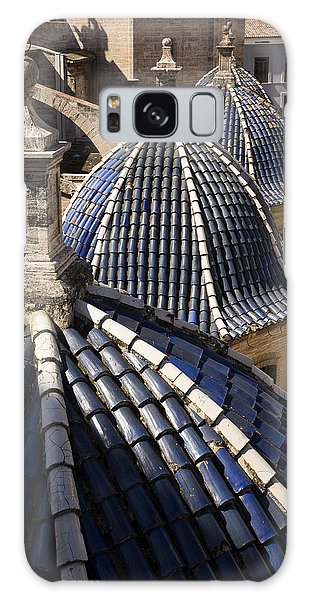 Cathedral Valencia Side Domes Galaxy Case
