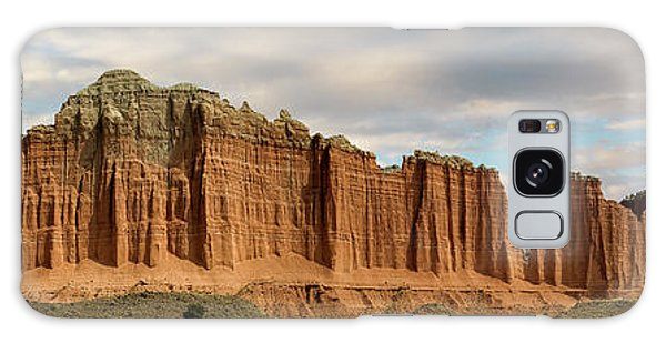 Cathedral Valley Wall Galaxy Case by Gary Warnimont