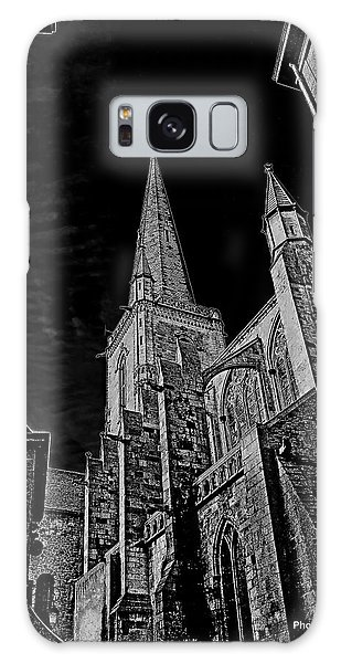 Galaxy Case featuring the photograph Cathedrale St/. Vincent by Elf Evans