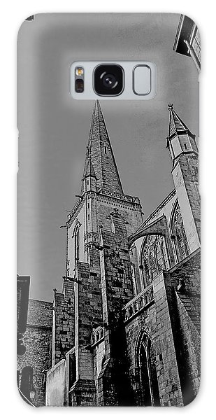 Galaxy Case featuring the photograph Cathedrale St. Vincent  by Elf Evans