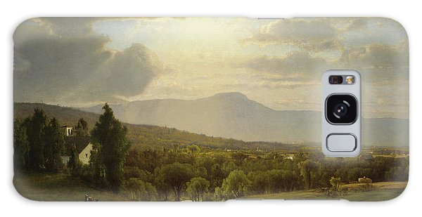 Breaking Dawn Galaxy Case - Catskill Mountains by George Inness