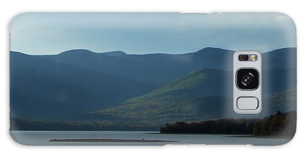 Catskill Mountains Panorama Photograph Galaxy Case by Kristen Fox